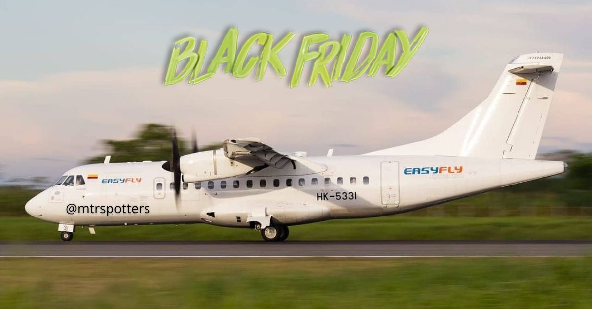 black friday easyfly colombia