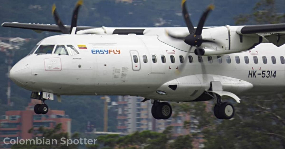 easyfly hk colombia