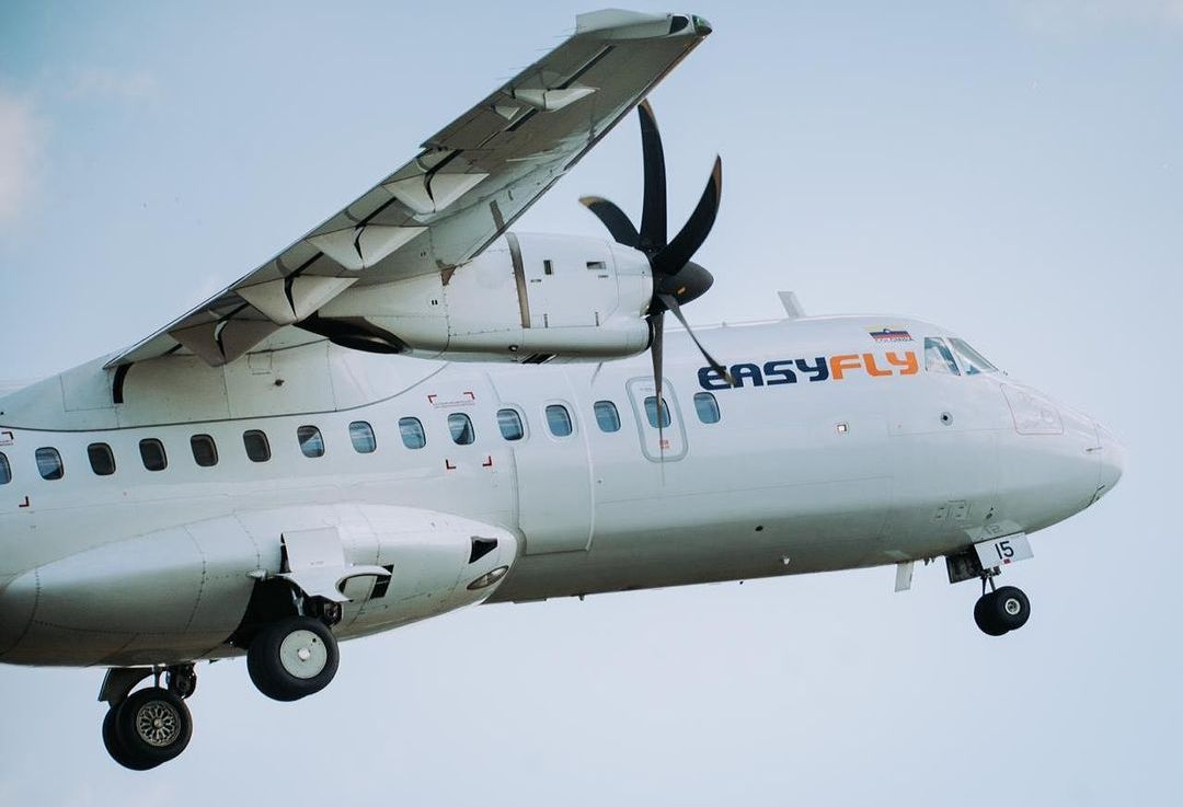 easyfly colombia atr low cost