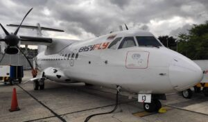 easyfly colombia atr42